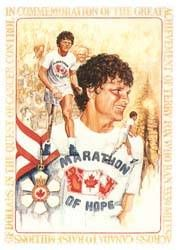 this site is dedicated to s own terry fox and the yearly this site is dedicated to s own terry fox and the yearly marathon of hope campaign