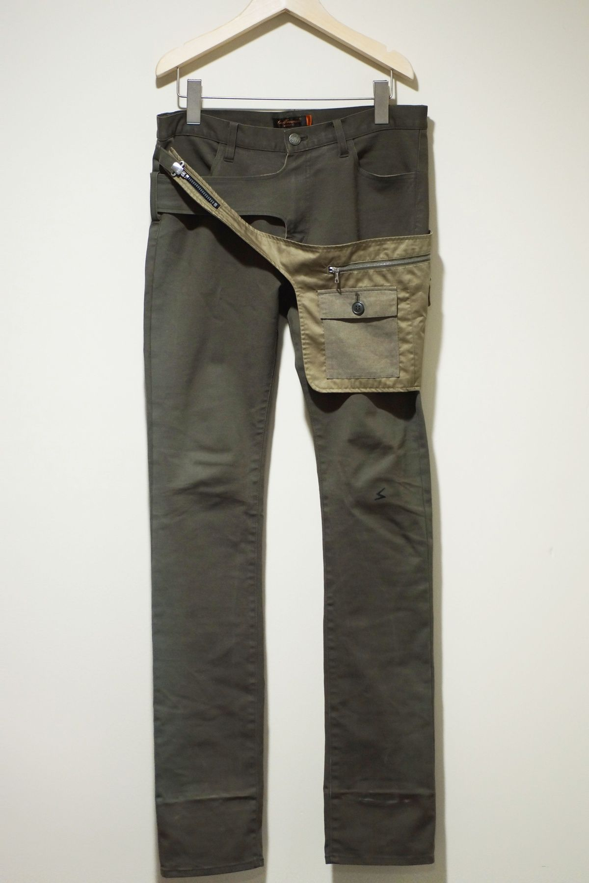 skinny trousers - Brown Undercover 9tojqOMs