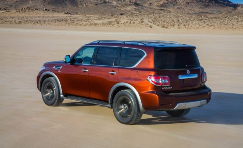 2017 Nissan Armada Review Specs Price Release Date Nissan Armada Nissan Nissan Armada 2017