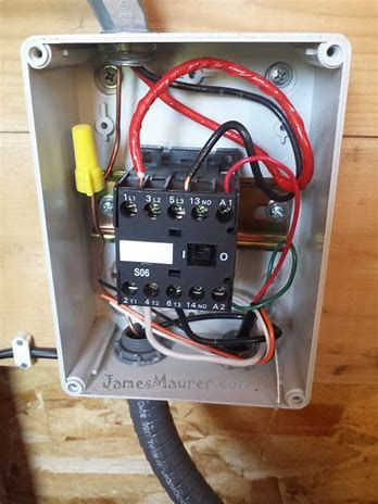 image result for irrigation pump relay wiring landscape fun rh pinterest com Pump Start Relay Wiring Sewer Pump Wiring
