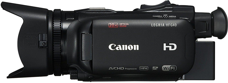Medium Crop Of Canon Vixia Hf G40