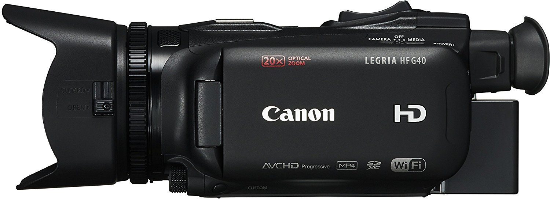 Small Crop Of Canon Vixia Hf G40