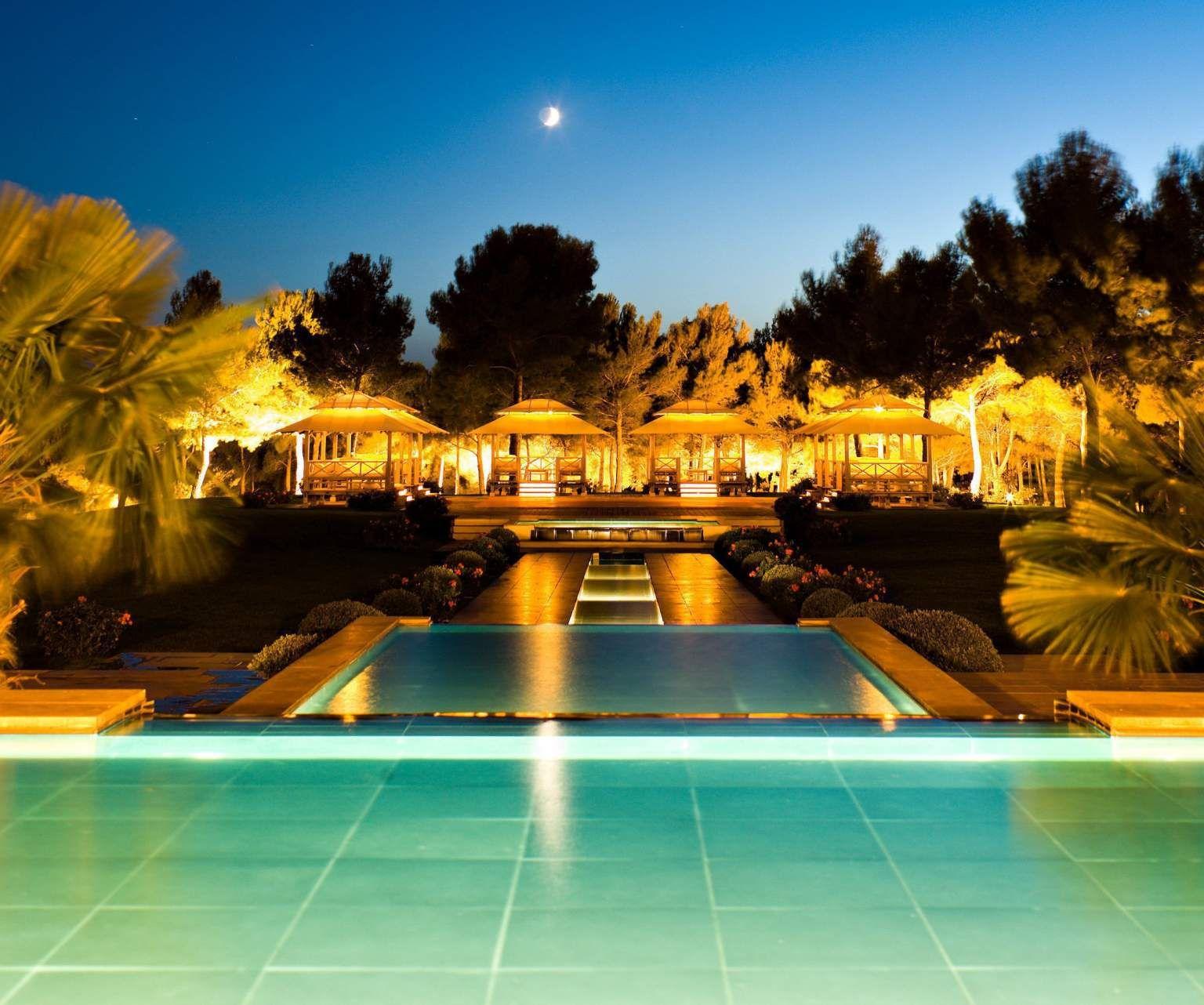 Hotel du Castellet 5 étoiles Hotel de Luxe en Provence