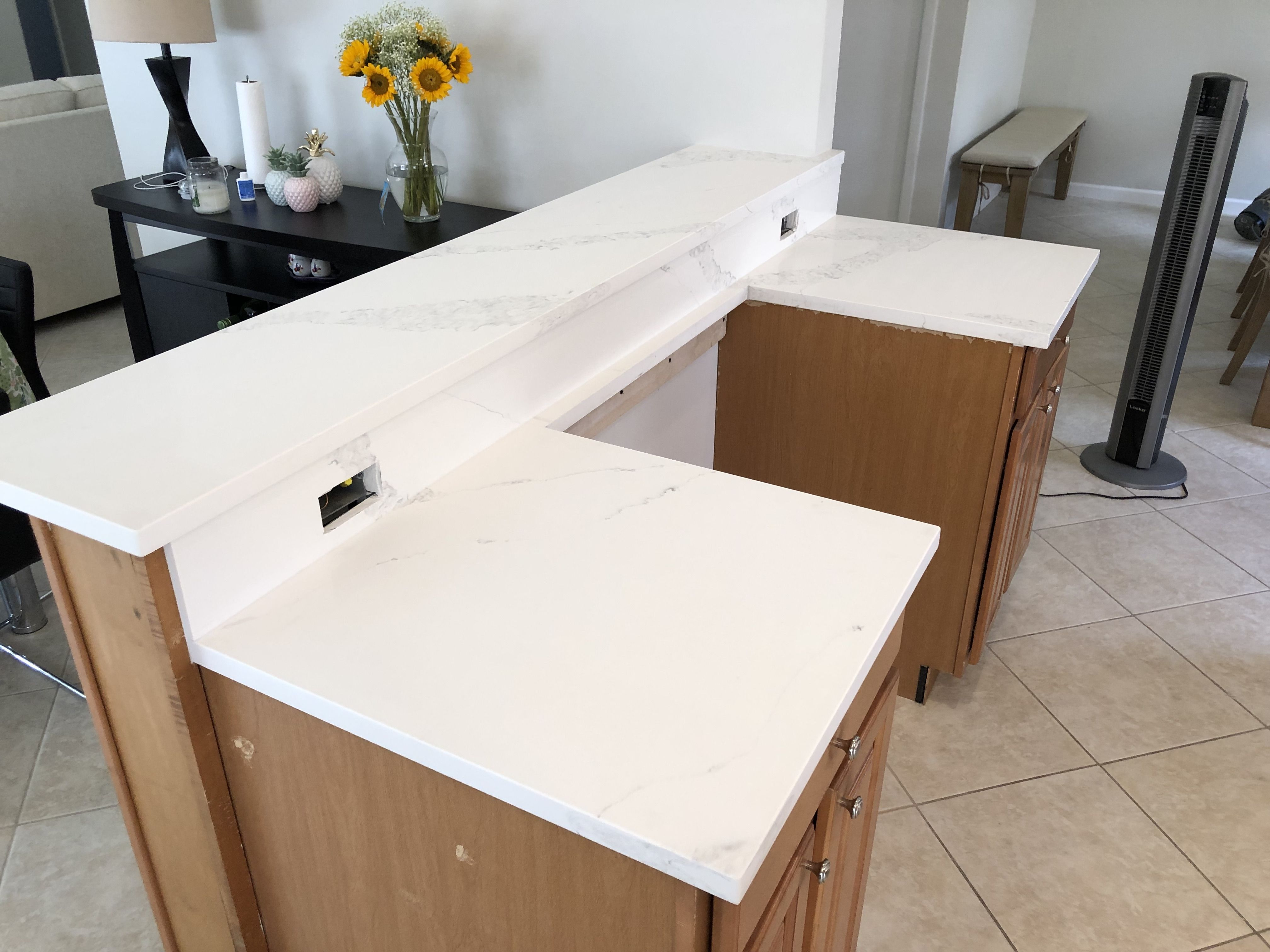 Calacatta Venice Countertops Installation With Images
