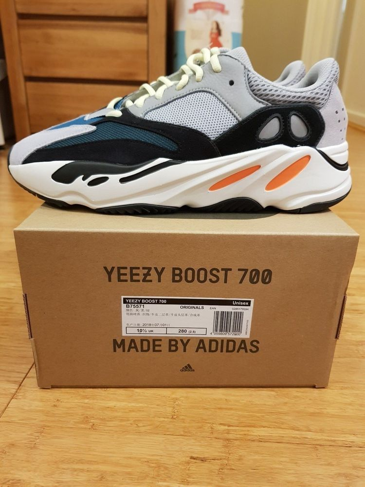 Adidas Yeezy Boost 700 Wave Runner Size Us 11 In Hand 5 Off With