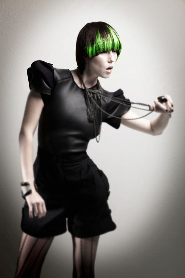 Silhouette By Paul Mitchell Editorial Director Lucie