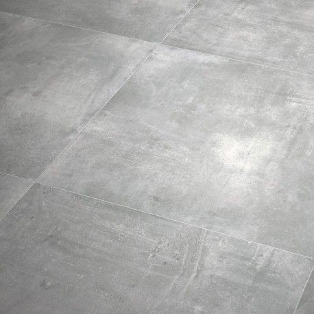 Carrelage Sol Aspect Beton Nice Grigio 60x60 Cm Avec Images