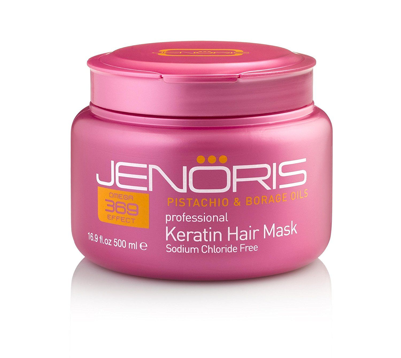 Jenoris Professional Keratin Hair Mask *** Check out the