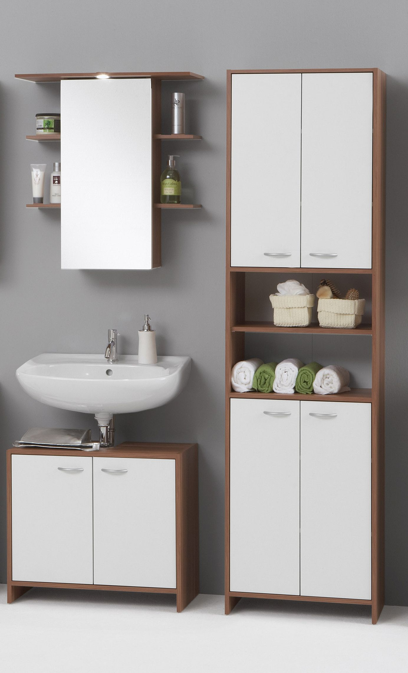 Badezimmerset Laris Pin By Ladendirekt On Badmöbel Bathroom Bathroom Cupboards