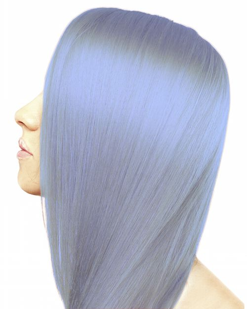Ion color brilliance brights semi permanent hair shark blue at home also rh pinterest