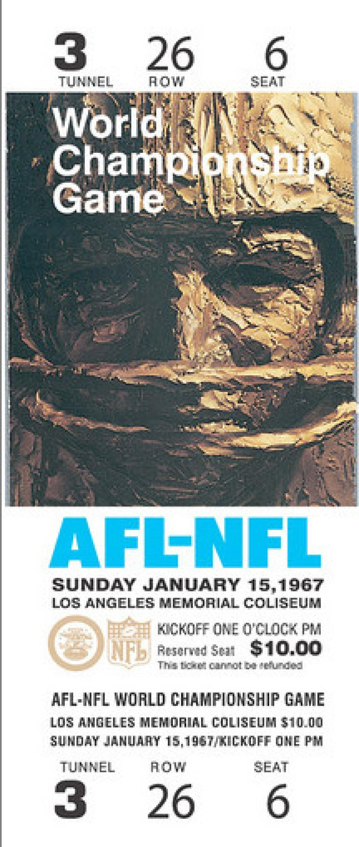 Vince Lombardi 1965 Green Bay Packers laminated schedule card