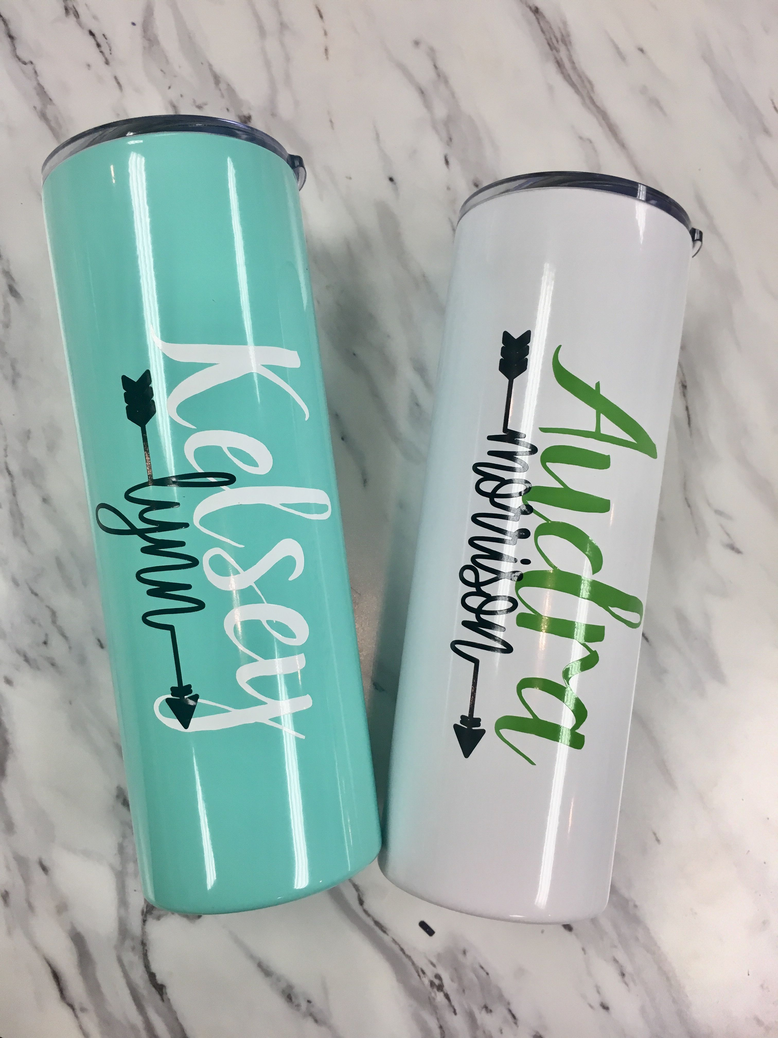 Personalized Bridesmaid Stainless Steel Tumblers Bachelorette Party Giftsgifts For Herchristmas