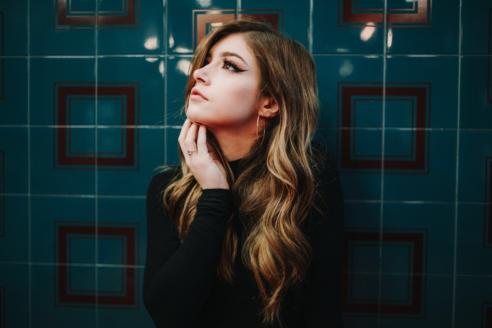 Chrissy Costanza, Against The Current Chrissy Constanza, Atc, Aesthetics,  Queens, Stars