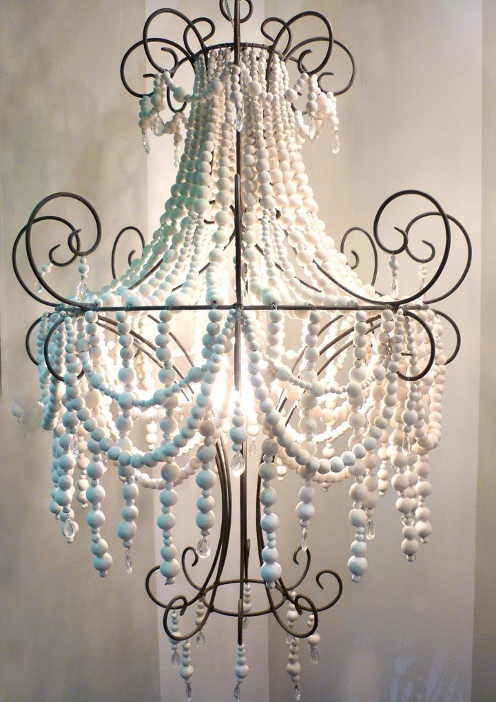 Homemade chandelier interior design diy pinterest homemade chandelier aloadofball Gallery