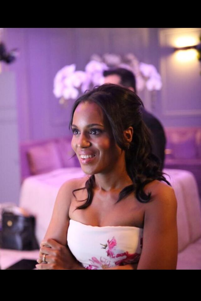 Dry Skin Is One Problem Olivia Pope Can Definitely Solve