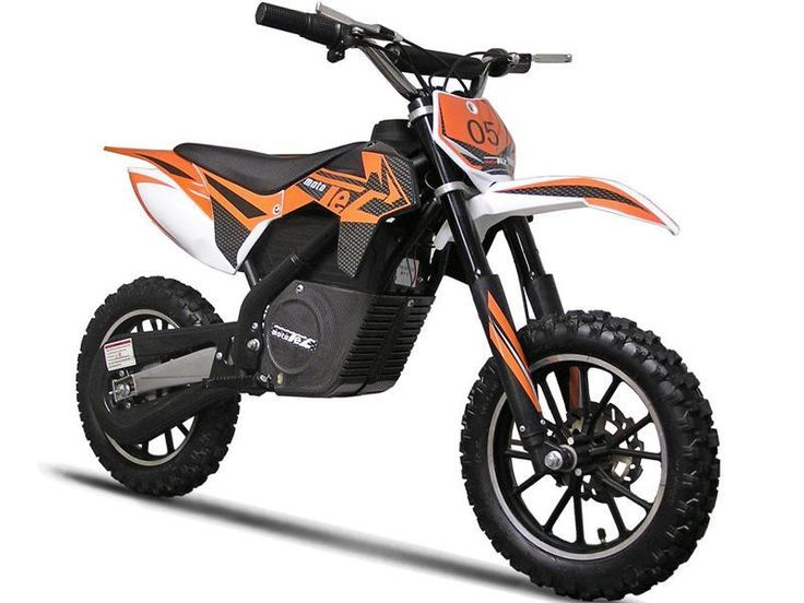 The Mototec 24v Electric Dirt Bike Is The Ultimate Kids Ride