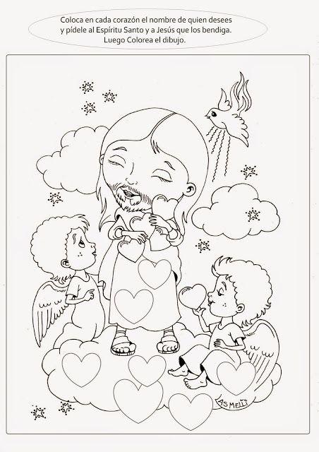 Pin de Yuly Hidalgo en rosario | Pinterest | Pentecostés y Domingo