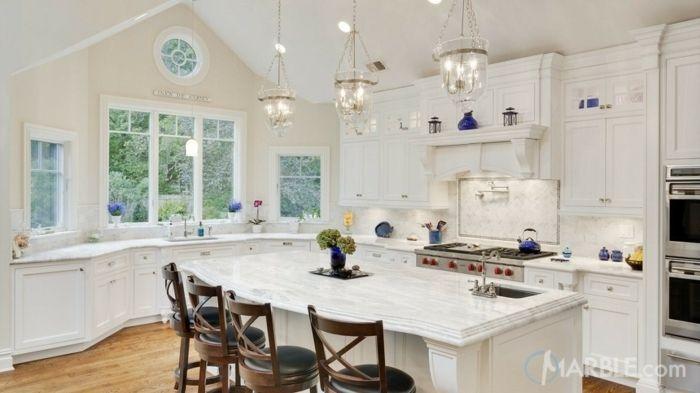 ▷ 1001 + ideas para cocinas americanas de ensueño   Cocinas ...