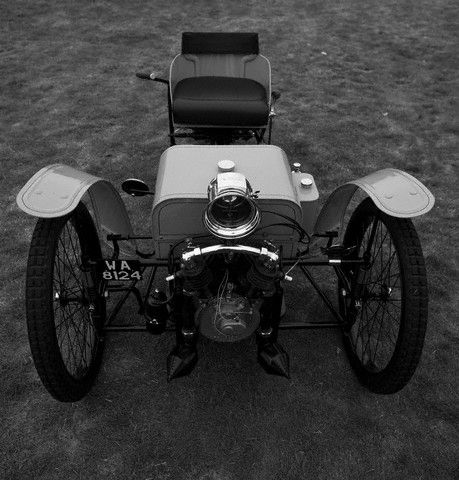 Morgan Motor Company runabout