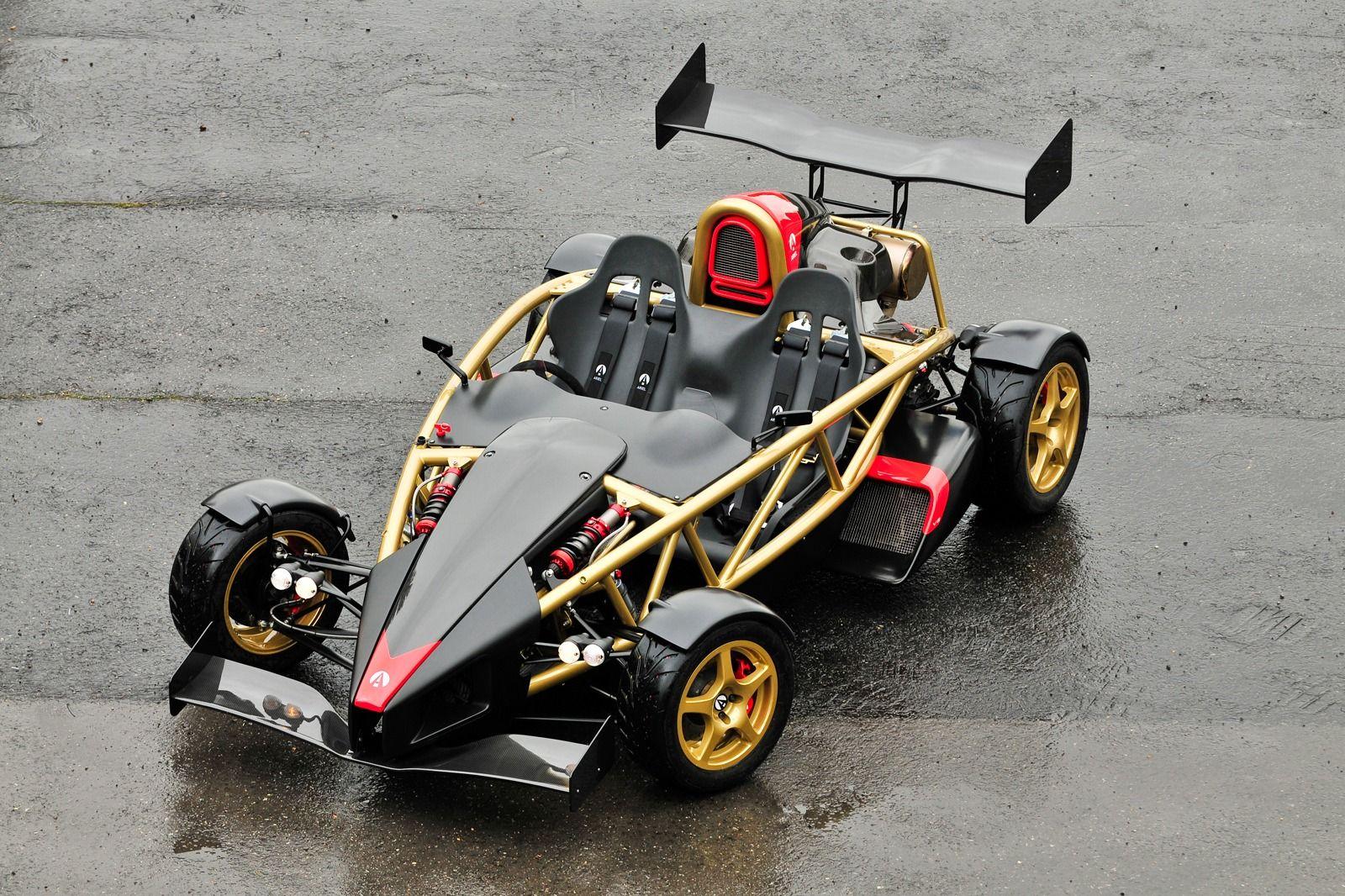 Ariel Atom V8 | Yes! It is street legal! | Cars | Pinterest