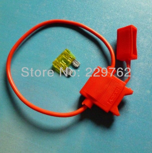 Motorcycle Fuse Box Waterproof