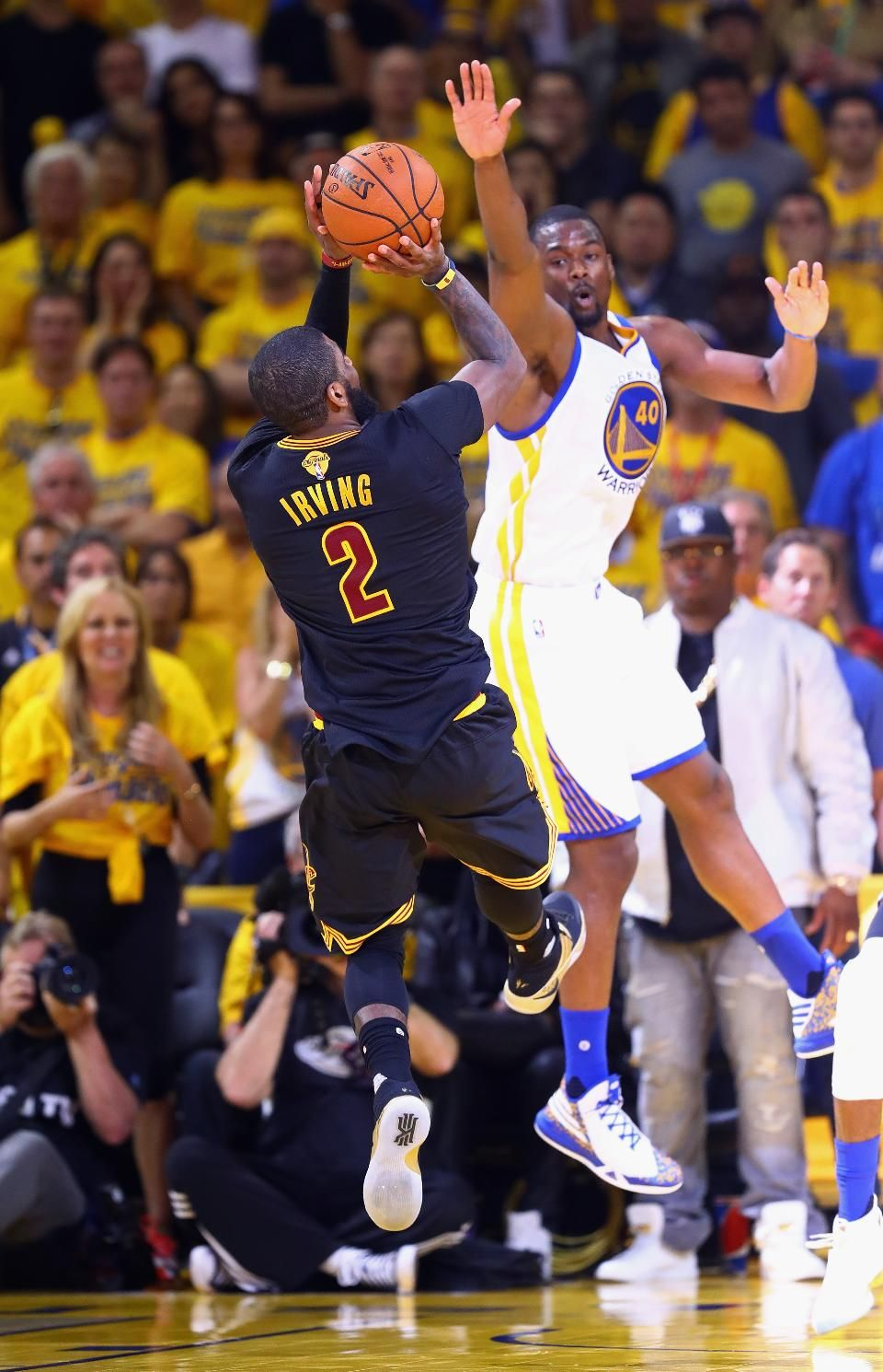 6c9374775e85 NBA Championship For Cleveland Cavaliers Good For Kyrie Irving s ...