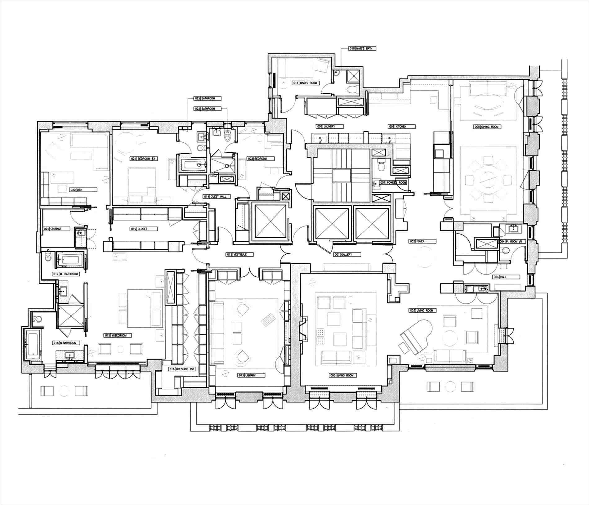 Apartment Architecture Design Plans - apartment studio ...