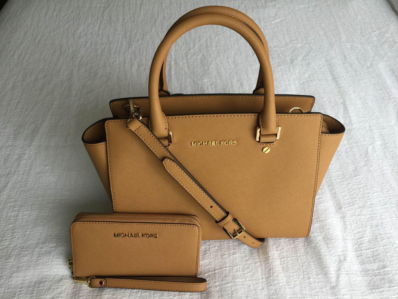 What's In My Bag Summer 2015 | Michael Kors Selma