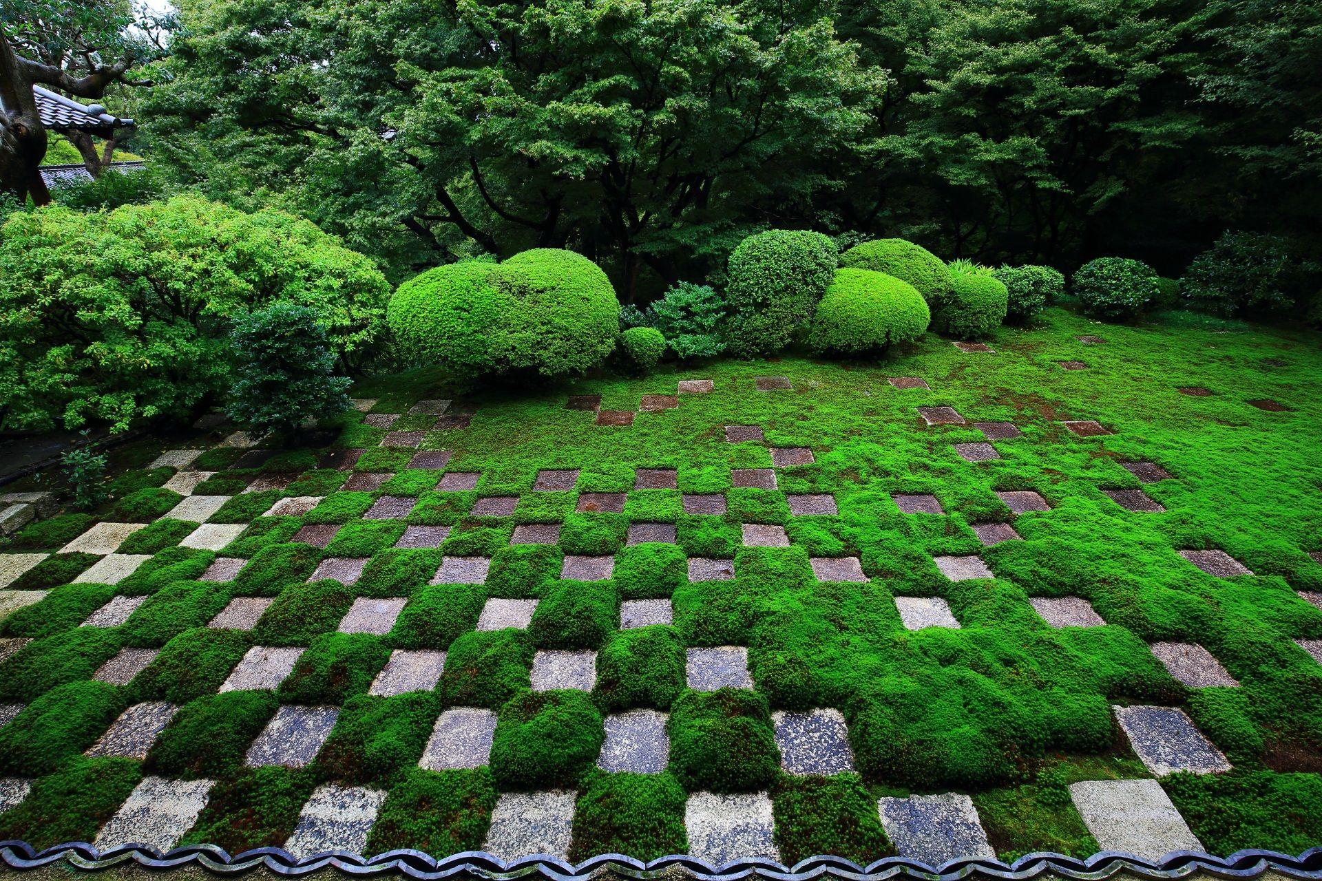 東福寺 庭園 方丈を巡る斬新な八相の庭 Japanese Garden Zen Garden Garden Design