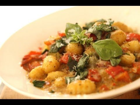 Beths gnocchi pesto real time recipe youtube food gnocchi pesto a terrific weeknight meal learn my step by step recipe along with a video tutorial to show you how to get dinner done in forumfinder Image collections