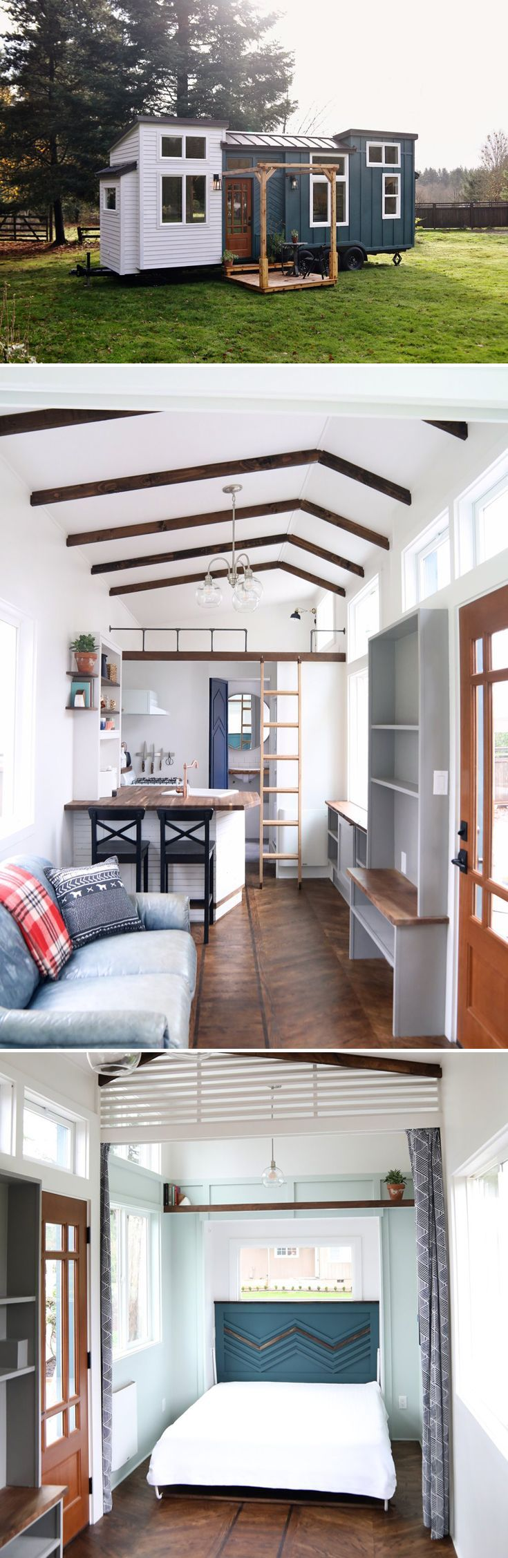 Tiny Home Designs: Pacific Getaway By Handcrafted Movement