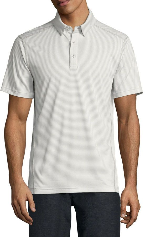 d2b0fd3d MSX BY MICHAEL STRAHAN Msx By Michael Strahan Short Sleeve Polo Shirt