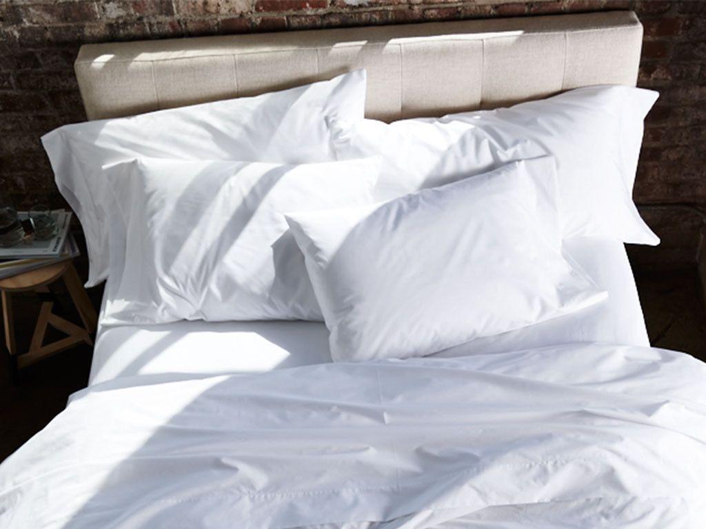 A Brooklinen Luxe Core Sheet Set Plus 1 Duvet Cover 2 Extra Pillowcases