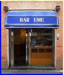 BAR EME, Bilbao. What makes this little bar special is not exactly its pintxos. Actually is has only one! It's called TRIANGULO and it's a kind of a vegetable sandwich with a secret sauce that makes it unique. Very crowded so you'll need to wait a little bit!
