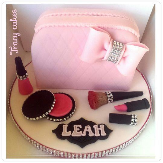 how to make a bag cake