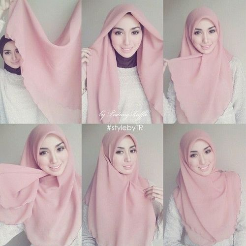 Div Class Photocaption Inspirasi Hijab Padu Padan White Div