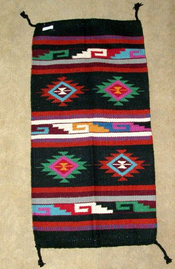 Details About Throw Rug Tapestry Southwest Western Thick