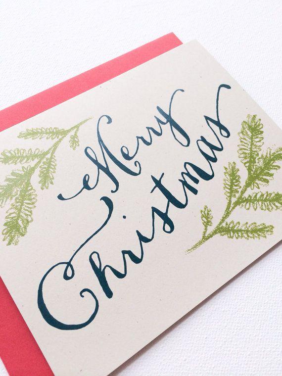 Merry Christmas Card   Christmas   Pinterest   Merry christmas card ...