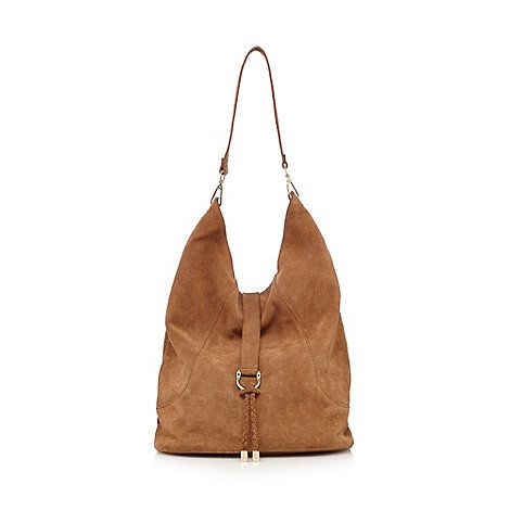 Faith Tan suede shoulder bag- at Debenhams Mobile | Fashion ...