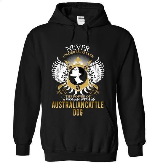 AUSTRALIAN CATTLE DOG - #birthday shirt #tshirt redo. BUY NOW => https://www.sunfrog.com/Pets/AUSTRALIAN-CATTLE-DOG-1844-Black-15346280-Hoodie.html?68278