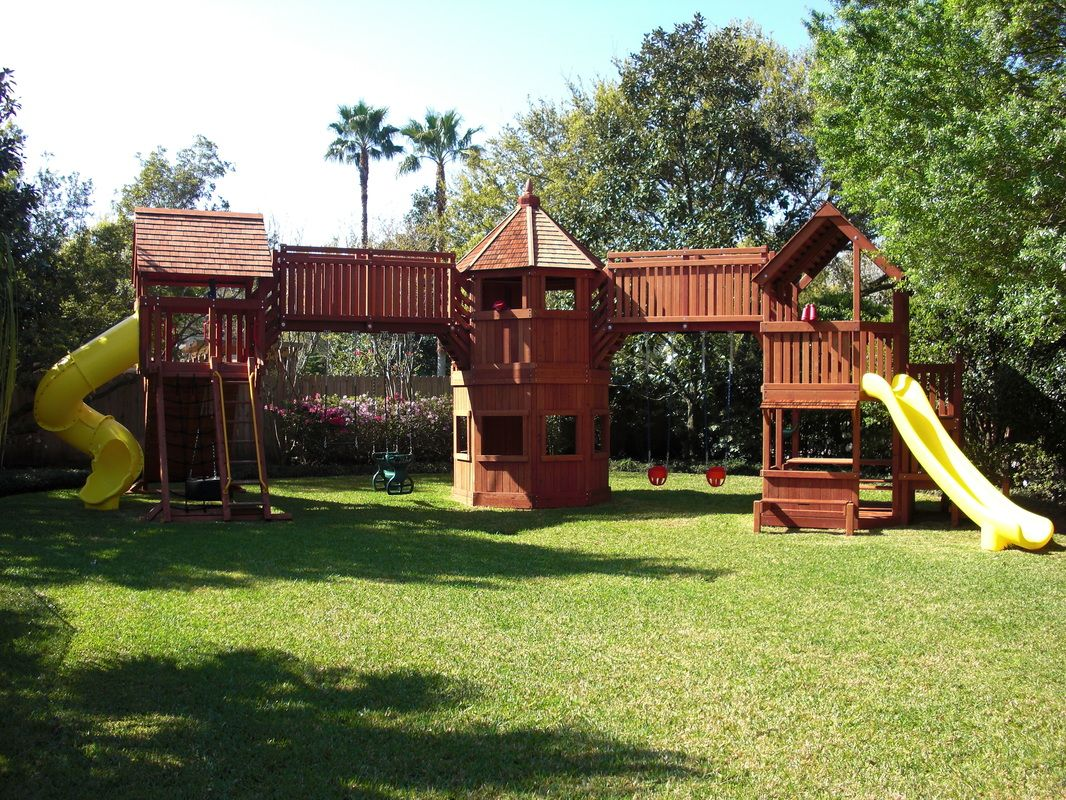 Designing A Beautiful And Functional Playground For Kids Backyard Play Backyard Playground Playset Outdoor