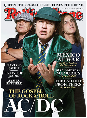 My favorite lead singer is on the left but imo one of the best rock n' roll bands ever