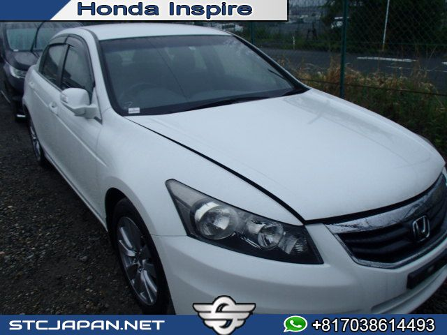 Used Honda Inspire 2011 ready for shipment. To import a car from Japan visit : www.stcjapan.net 24/7 Sales Hotline : +817038614493  #stcjapan #importhondainspire #importusedhondainspire2011 #buyhondacarsfromauction #japaneseusedvehicles #hondainspire2011forsale #hondainspireprice2019 #top10hondavehicles2019 #UsedHondaInspireForSaleAtBestPrices  #importhondacarsfromjapan #buyusedhondainspirefromjapan #japaneseusedcars #HondaInspire2011usedcarreview #buyhondacars #2011HondaInspirecarspecifications