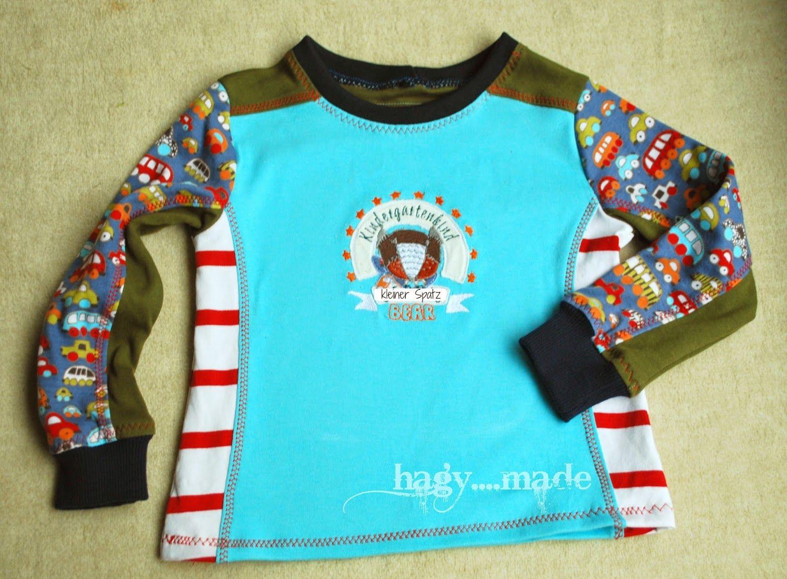 hagy...made: Shirtwoche Tag 7