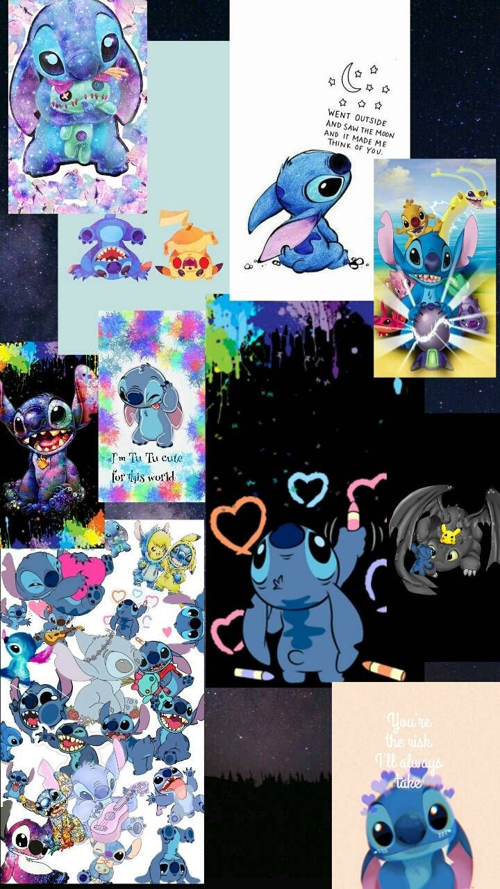 Stitch wallpaper by SprousesGirl - 4a - Free on ZEDGE™