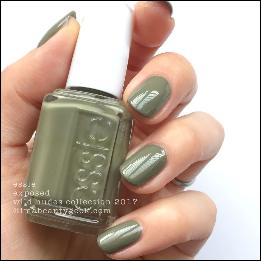 Essie Exposed _ Essie Wild Nudes Collection 2017 Swatches Review ...