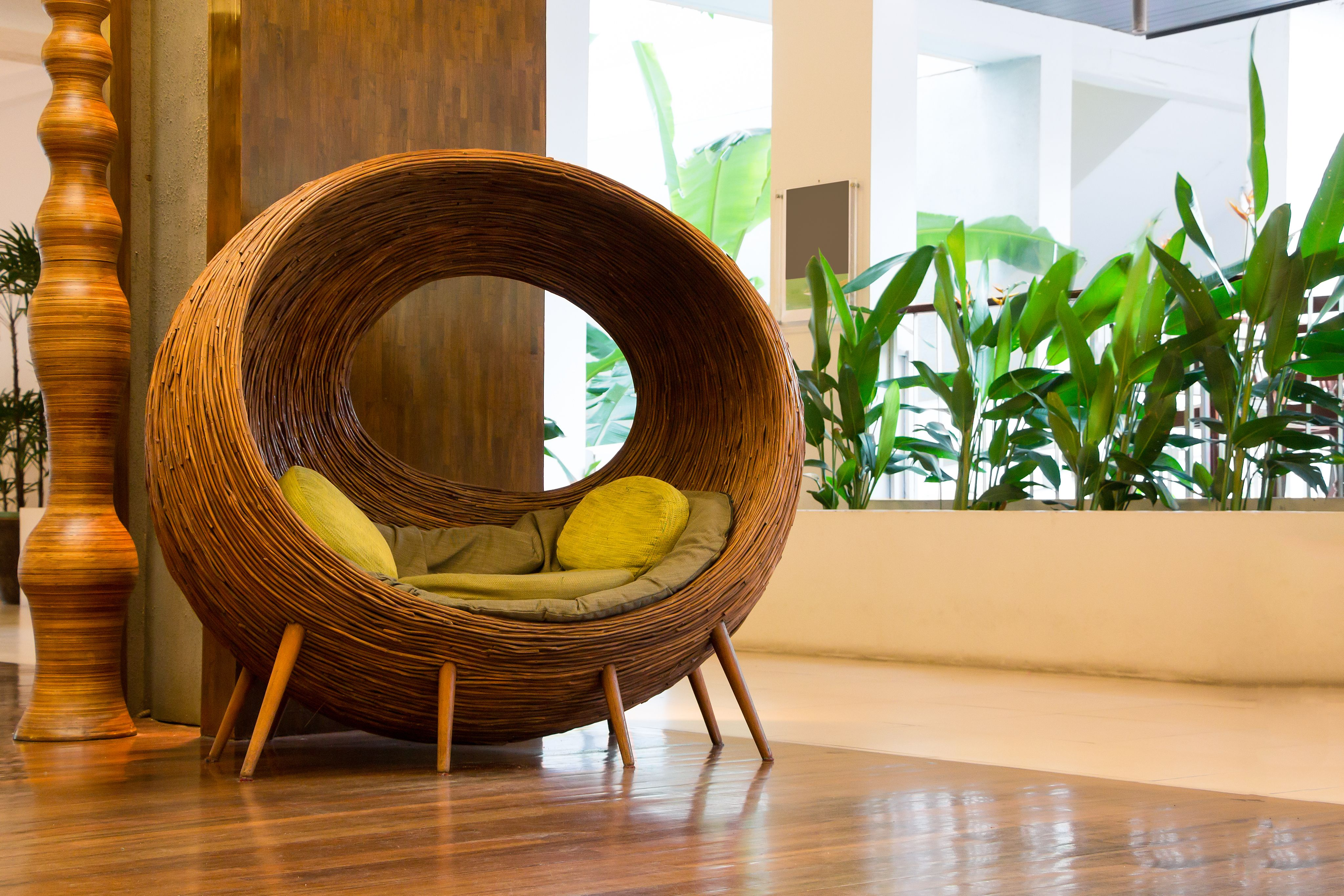 Cane Furniture Which Is Also Known As Rattan Furniture Or Wicker Furniture  Is Basically Made Of The Stems Of The Rattan Plant.