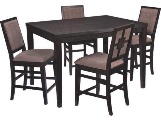 Best Casa Moda 5 Pc Pub Dinette American Signature Furniture 400 x 300