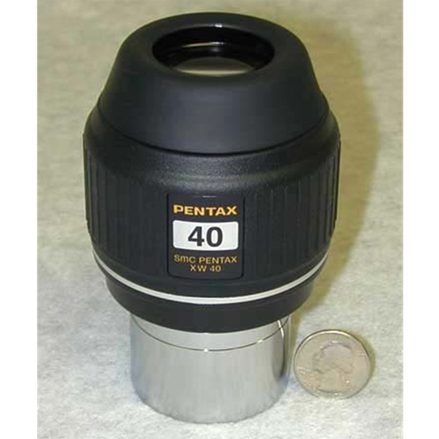 Pentax 70516 SMC-XW 20 1.25-Inch Eyepiece for Telescopes and Pentax Spotting Scopes