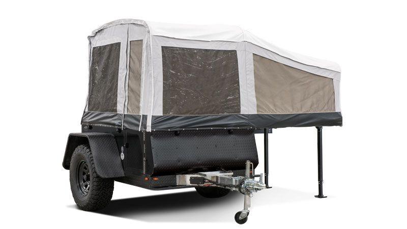 2018 Livin' Lite QuickSilver Rock Climber Tent Camper